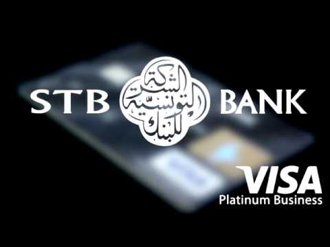 Carte Visa Platinum Business de la #STB...