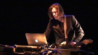 Christian Fennesz live @ Vooruit Ghent 2/2/2012