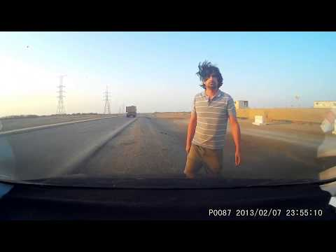 Near Miss   Road Accident   Rabigh Saudi Arabia