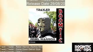 Traxler   Rebel Warrior Techno Mix