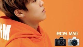 [Fanmade]박우진 캐논 4K 미러리스 EOS M5…