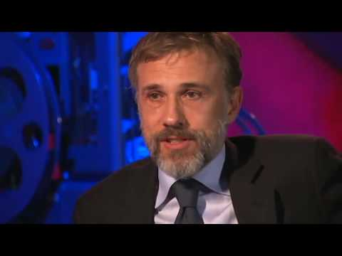 """""""High Tea"""" with Christoph Waltz and Quentin Tarant..."""