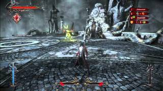 Castlevania: Lords of Shadow 2 Reminiscencias de Zafiro: Infección: Primer Sello