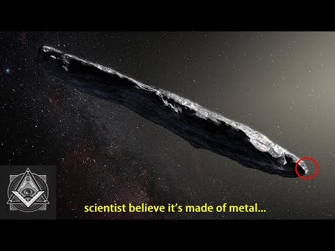Possible ALIEN SPACESHIP Entered OUR Solar System