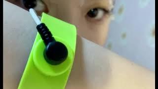 저자극 미세전류 기기 마스크팩 개봉 후기
