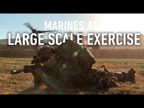 Large Scale Exercise 21