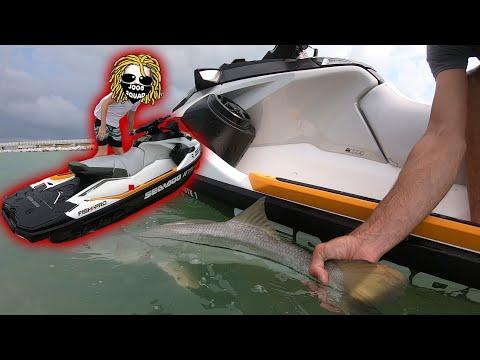 "This Is Some ""Florida Man"" Stuff! Hurricane + SeaDoo = EPIC"