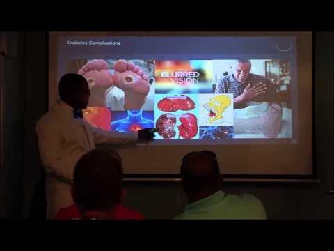 Therapeutic Lifestyle Change Lecture at Northshore Medical Center Bermuda