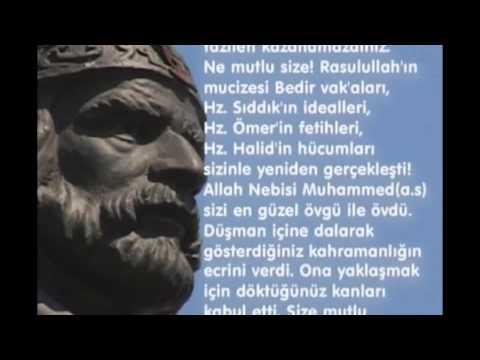 Kudüs'ün Fatihleri 2 - Selahaddin Eyyubi...