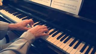 My Special Angel.   Piano: André Caron