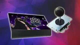 How To Mod Artwork For Fighting Stick