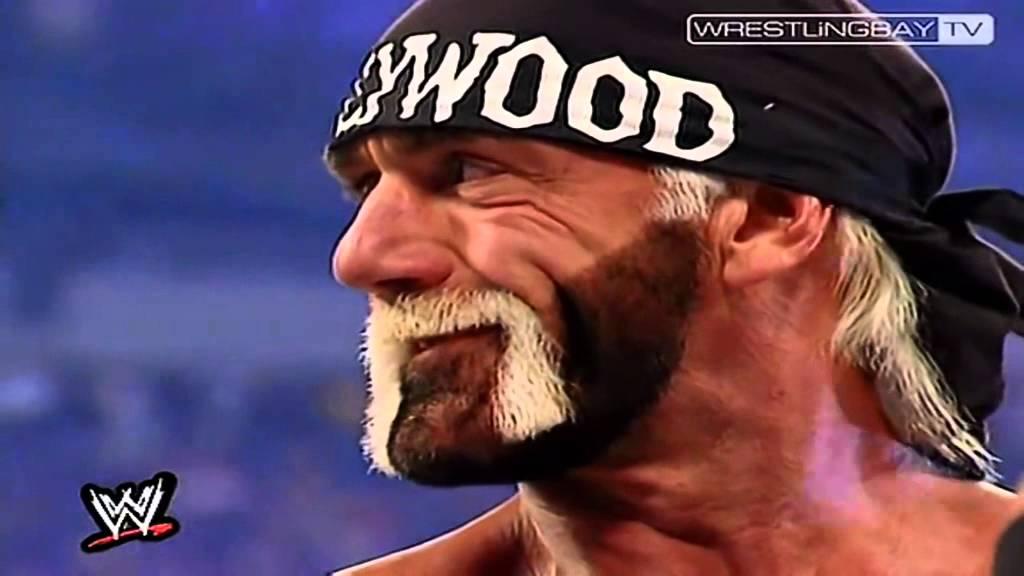 Hulk Hogan vs The Rock - Wrestlemania 18 Opening of the match