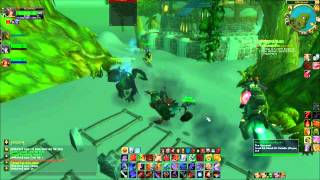 World of Warcraft Gm Island, and GM encounter!