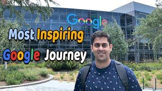 Most Inspiring Google Journey! $100k Salary? Software Engineering Intern