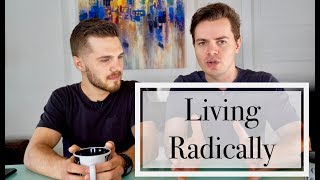 Living radically for Jesus in modern day