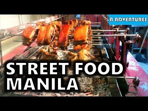 Andoks, Ladyboys & Laundry, Manila Philippines S4, Vlog 38