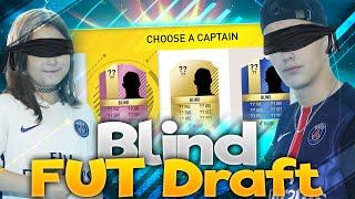 FIFA 17 BLIND FUT DRAFT CHALLENGE MIT KLEINER SCHWESTER!