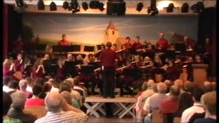 """The New Amadeus"" Flötenorchester Rhythm & Flutes Saar"