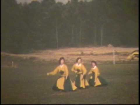 Brandon Wolf 8mm Movies - Ben Lippen School - 1961-1962 - Part 2