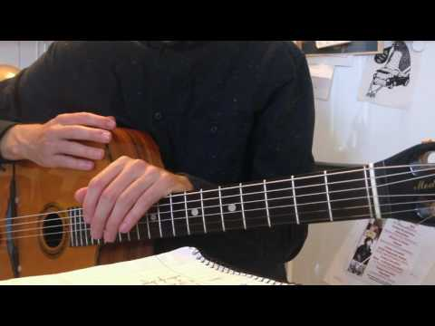 Lucky (Aurora) – Guitar lesson