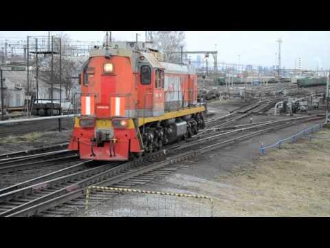 Екатеринбург-Сортировочный