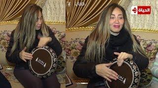 صبايا - تحدوا ريهام سعيد بالطبلة.. ثم فاجأتهم