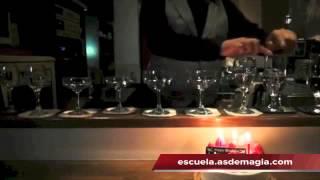 Vídeo: Wonder Orchesta - Arpa de Cristal