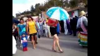 "carnaval de san francisco tepeyecac 2013 ""catrines"""