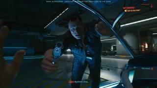 CYBERPUNK 2077 NEW Gameplay Demo 20 Minutes 4K