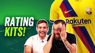 Reacting to the best and worst kits for 19/20!