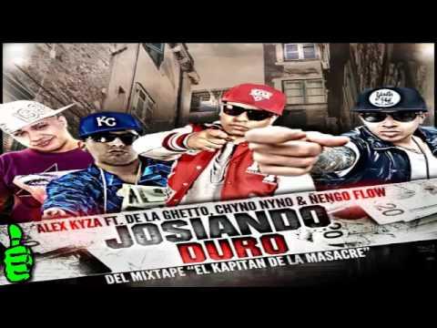 Josiando Duro (Remix) Alex Kyza Ft De La Ghetto, Chyno Nyno  Ñengo Flow (DALE ME GUSTA)