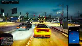 GTA 5 - Mission #57 Fresh Meat 100% Gold