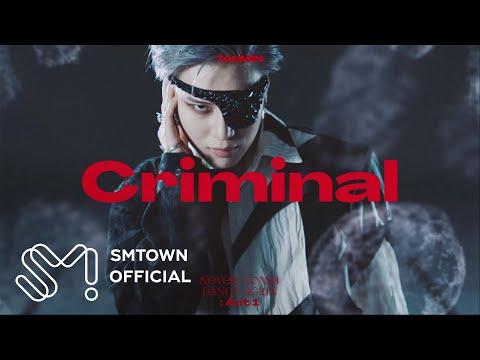 TAEMIN 태민 'Criminal' MV Teaser #2