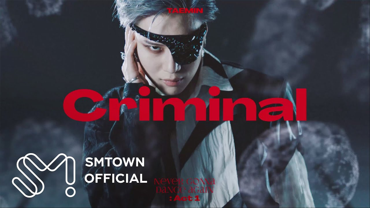 SHINee's Taemin drops fiery 2nd MV teaser for 'Criminal'! | allkpop