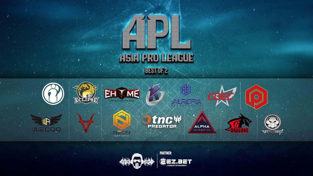 [DOTA 2 LIVE PH]  Asia Pro League DAY 3