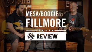 Mesa/Boogie Fillmore Guitar Amp Review | Better Music