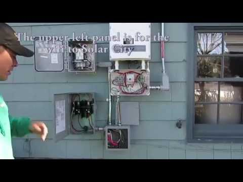 How to Turn on a Solar System Installed by SolarCity, a Carla Schwartz Documentary