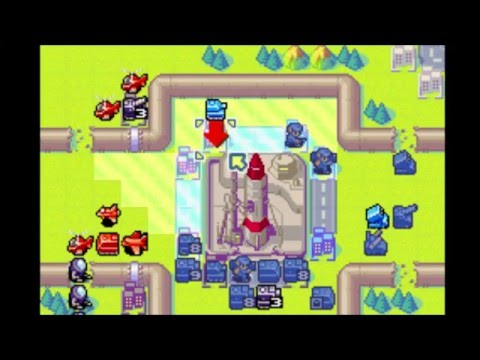 Advance Wars 2: Black Hole Rising - Normal Campaign - Mission 13: T-Minus 15
