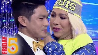 Friday 5: 5 scenes of Vice and Kuya Escort Ion as they bring fresh 'kilig' vibes in Its Showtime
