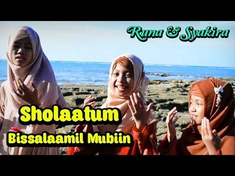 SHOLATUM - Runa & Syakira feat. Rosya Laila
