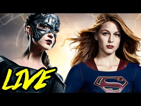 """THAT SUPERGIRL EPISODE THOUGH!?!? (Supergirl 2X7 """"Wake Up)"""