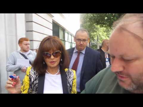 Stephanie Beacham in London 24 09 2016