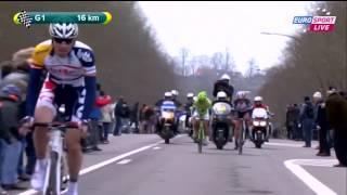 Tour de Flandes Cancellara Sagan 31-3-2013