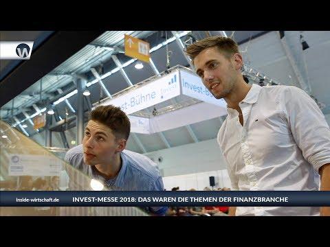 Invest 2018: Aktien, Bitcoin, Trading - Koch, Müller, Thieme im Interview