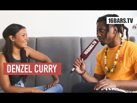 Denzel Curry: Percs, Drake vs Pusha T & New Generation (16BARS.TV)