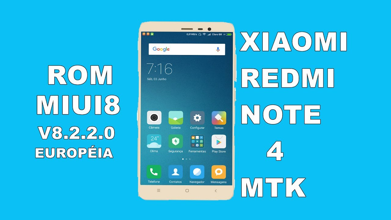 download rom nougat redmi note 4 mtk