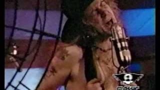 Rock City Angels - Deep Inside My Heart (video 1988)