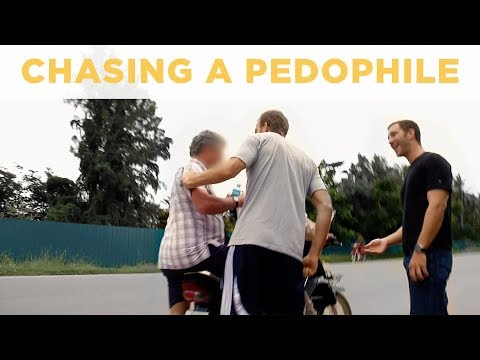 Chasing A Pedophile