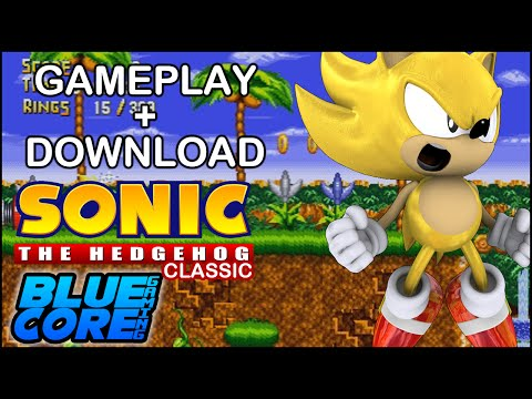 Sonic Classic Super Sonic Gameplay Download Youtube