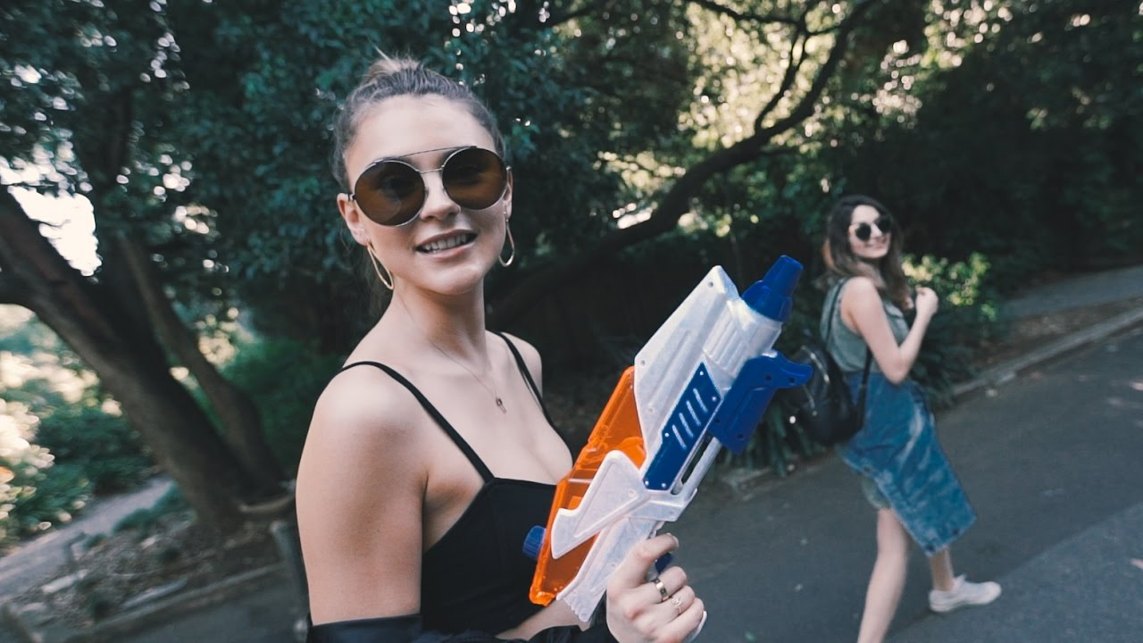 WIR MACHEN AUSTRALIEN UNSICHER | Cheng - YouTube